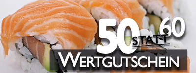 """Wertgutschein """"50statt60"""""""